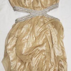 new concept 8b802 0eeae Invito Haute Couture dress